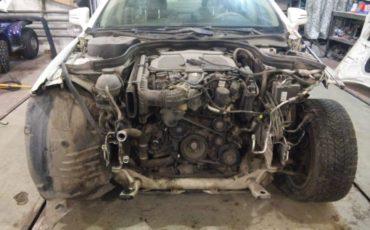 Кузовной ремонт Mercedes benz